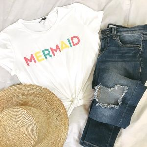 Tops - Mermaid Top